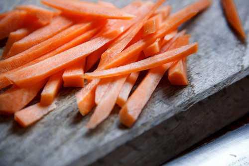 икра из моркови