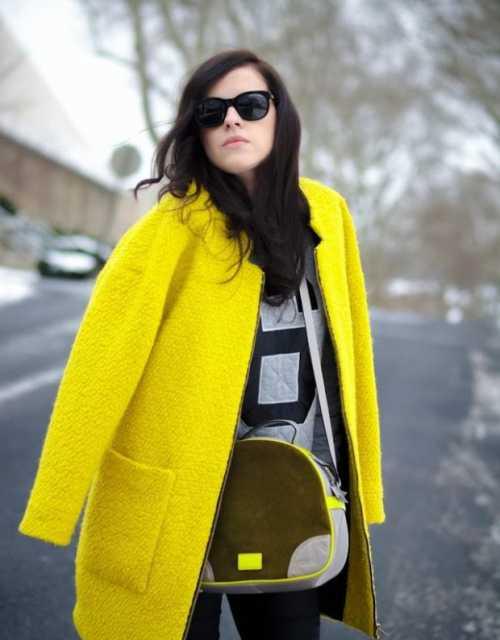 пальто кокон: купить или сшить