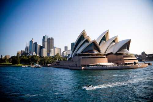 тур в австралию мельбурн